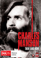 Charles Manson - Then And Now on DVD
