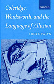 Coleridge, Wordsworth, and the Language of Allusion by Lucy Newlyn image