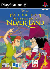 Peter Pan: The Legend of Never Land for PS2