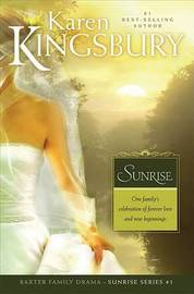 Sunrise by Karen Kingsbury image