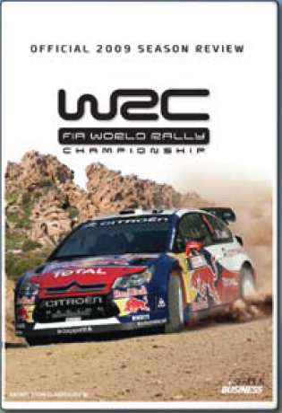 WRC: 2009 Official Season Review on DVD image