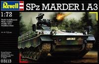 Revell - 1:72 German SPz Marder 1A3 Model Kit