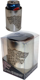Game of Thrones Metal Can Cooler - Stark Winter is Coming