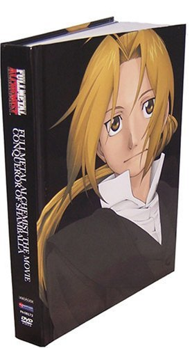 Fullmetal Alchemist - The Movie: Conqueror Of Shamballa - Special Edition (2 Disc Set) on DVD