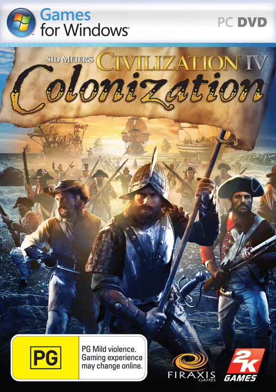 Sid Meier's Civilization IV: Colonization for PC