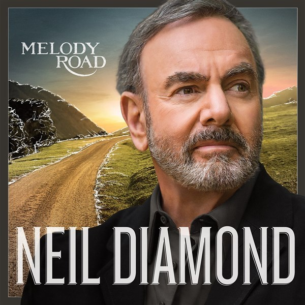 Melody Road (Deluxe Edition) by Neil Diamond image