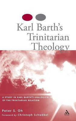 Karl Barth's Trinitarian Theology by Peter S. Oh image