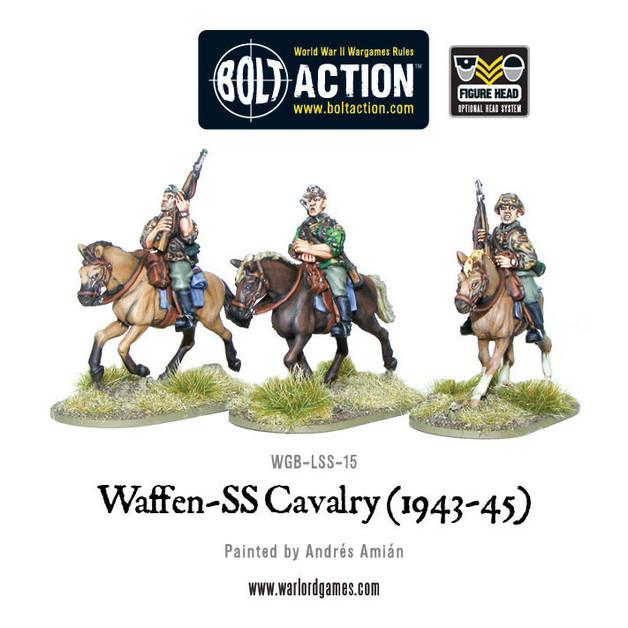 Waffen SS Cavalry (1942-45)