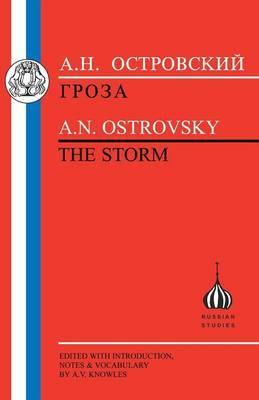 """Ostrovsky:""""the Storm"""" by Alexander Ostrovsky image"""