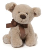 Gund Dogs - Souffle With Bow Plush