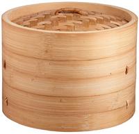Bamboo 3 Piece Steamer - 25cm