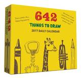 642 Things to Draw 2017 Daily Calendar by Chronicle Books