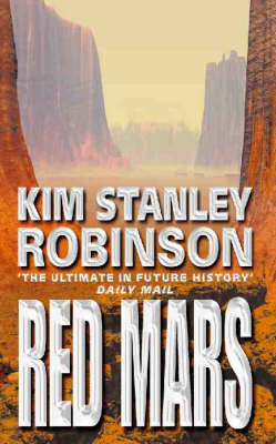 Red Mars (Mars Trilogy #1) by Kim Stanley Robinson image