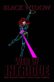 Black Widow: Web Of Intrigue image