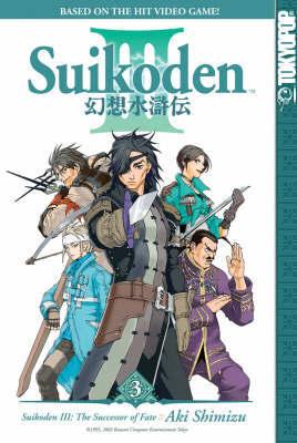Suikoden III: v. 3 by Aki Shimizu