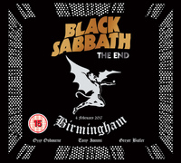 The End - (Blu-ray + CD) by Black Sabbath