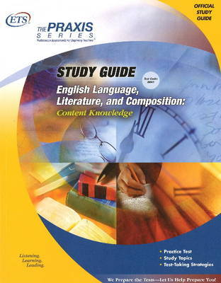 English Language, Literature, and Composition by Educational Testing Service image