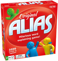 Alias: Original - Board Game