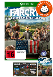Far Cry 5 Fully Loaded Edition for Xbox One
