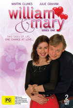 William And Mary - Series 1 (2 Disc Set) on DVD