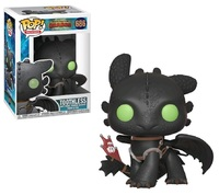 How To Train Your Dragon 3: Toothless - Pop! Vinyl Figure image