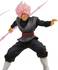 Dragon Ball: Super Saiyan Rose Goku Black - PVC Figure