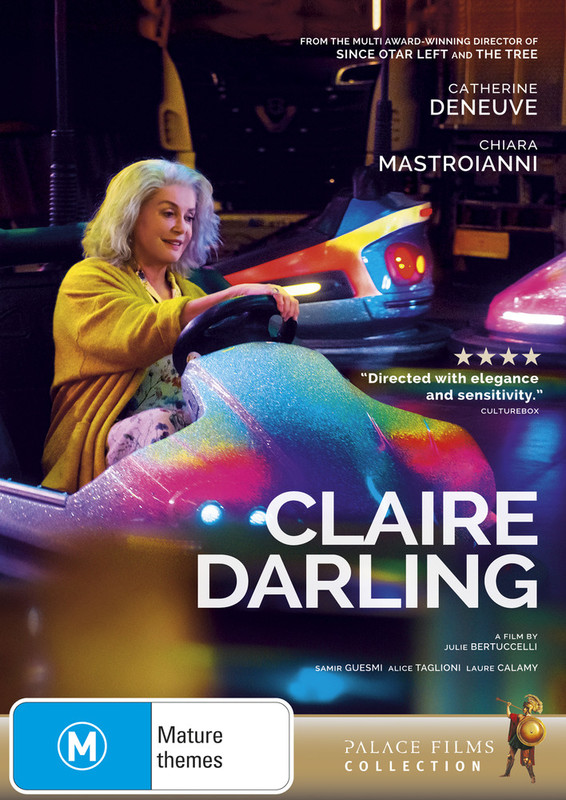 Claire Darling on DVD