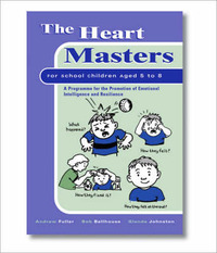 Heart Masters Blue Book: A Programme for the Promotion of Emotional Intelligence and Resilience for School Children Aged 5 to 8 by Glenda Johnston image