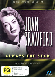 Joan Crawford - Always The Star on DVD
