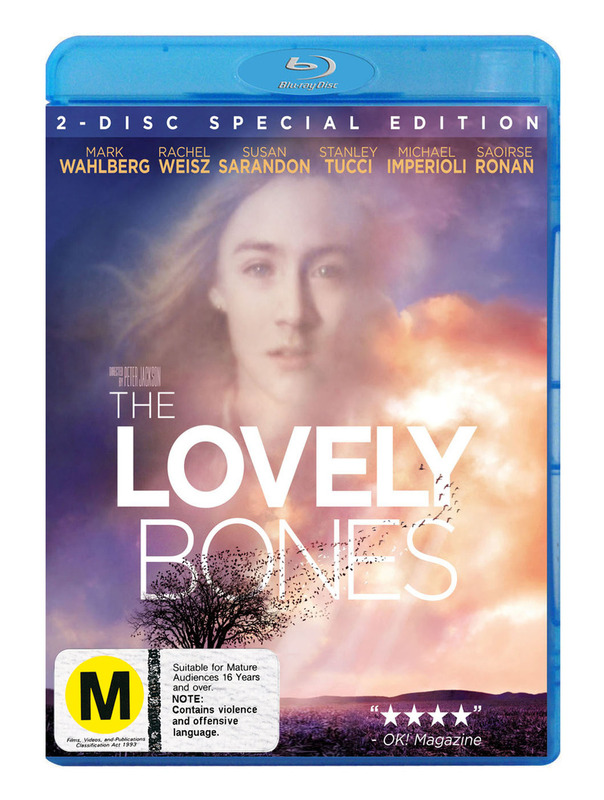 The Lovely Bones - Special Edition (2 Disc) on Blu-ray