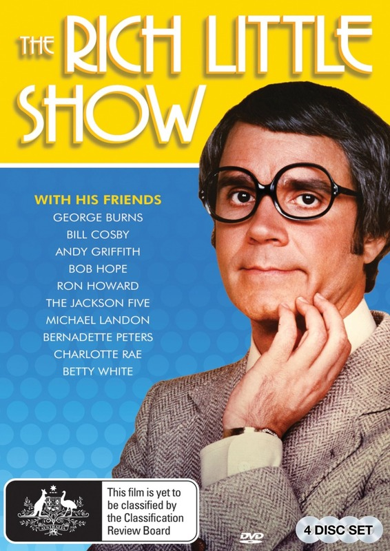 The Rich Little Show - The Series on DVD