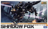 Highend Master Model RZ-046 Shadow Fox 1:72 Model Kit