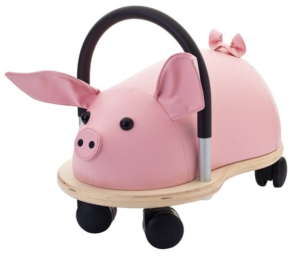Wheely Bug: Pig - Small