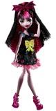 Monster High: Electrified Hair-Raising Ghouls Doll (Draculaura)