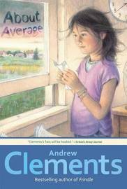 About Average by Andrew Clements image