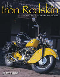 The Iron Redskin by Harry V. Sucher image