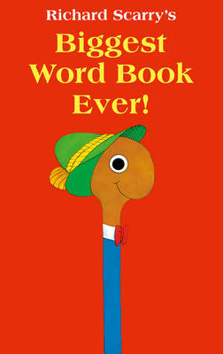 Biggest Word Book Ever by Richard Scarry image