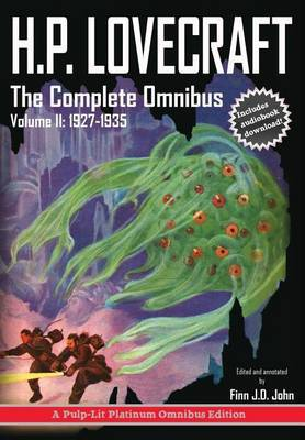 H.P. Lovecraft, the Complete Omnibus Collection, Volume II by Howard Phillips Lovecraft image