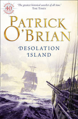 Desolation Island by Patrick O'Brian image