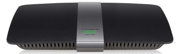Linksys XAC1200 AC1200 Dual-Band Wireless Router