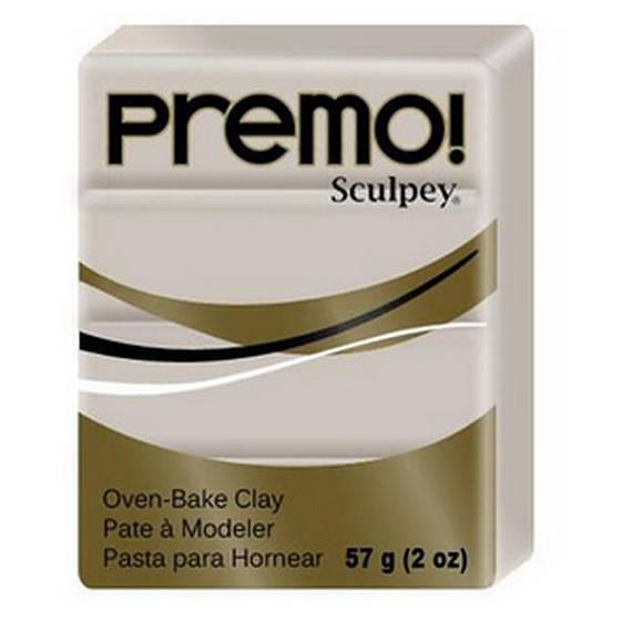 Sculpey Premo Rhino Grey (57g) image