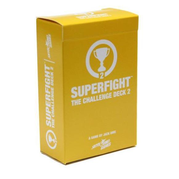 Superfight!: The Challenge Deck 2 image