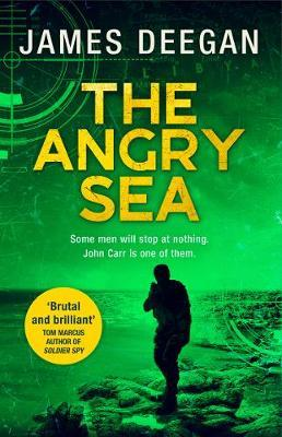 The Angry Sea by James Deegan