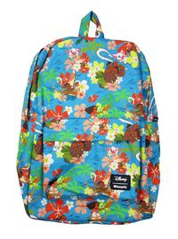Loungefly: Moana - Floral Backpack image