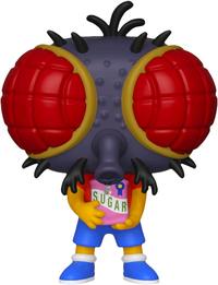The Simpsons - Bart (As Fly) Pop! Vinyl Figure