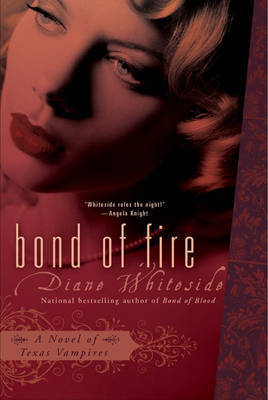 Bond Of Fire by Diane Whiteside image