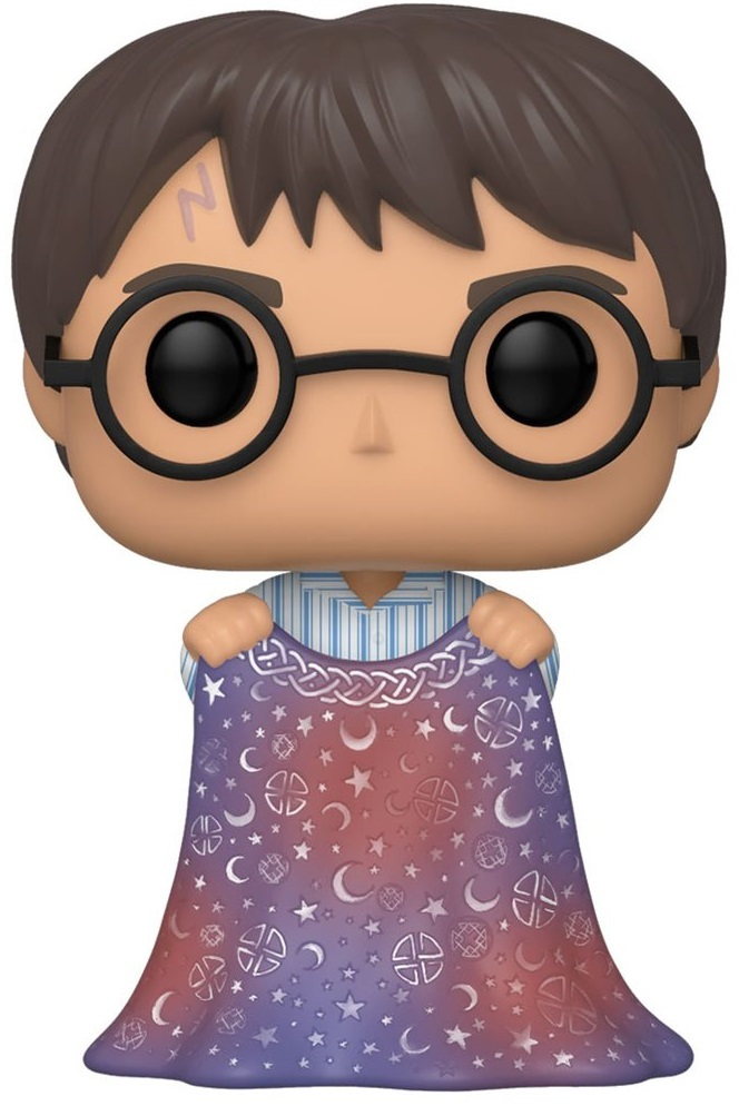 Harry Potter: Harry Potter (With Invisibility Cloak) - Pop! Vinyl Figure image