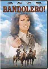Bandolero! on DVD