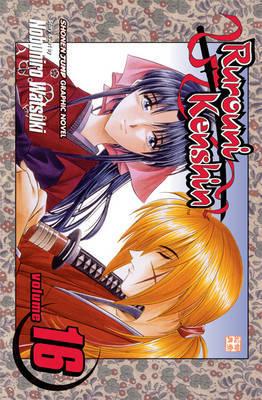 Rurouni Kenshin: v. 16 by Nobuhiro Watsuki image