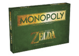 The Legend of Zelda Monopoly (Collector's Edition)